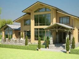 Проектирование домов, бань и беседок