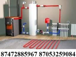Проектирование и монтаж системы отопления в Актау