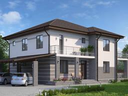Проектирование индивидуальных жилых и многоэтажных домов