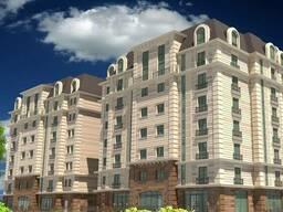 Проектирование многоэтажных жилых комплексов Алматы