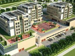 Проектирование многоквартирных жилых домов и комплексов