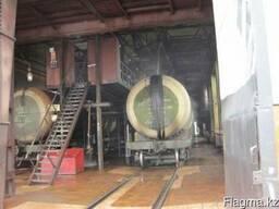 Проектирование промывочно-пропарочных станций (ППС)