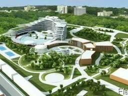 Проектирование санатория по Казахстану