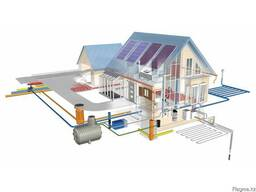 Проектирование сетей водопровода и водовода