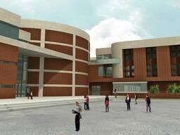 Проектирование учебных заведений (школы, университеты)