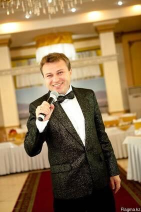 Профессиональный ведущий (тамада) Алексей Кожемякин в Алматы