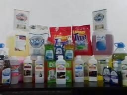 Профессиональные чистящие моющие средства