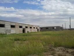 Произв.база на зем.уч., 7500 кв.м., в г. Алга, Актюб.обл