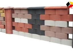 Производим сплитерные блоки с 2010-года в Алматы