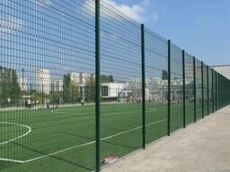 Производим сварные, металлические ограждения, забор, 2Д, 3Д