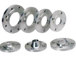 Производства-стальных плоских Фланцев