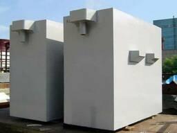 Производство электролизных ванн.