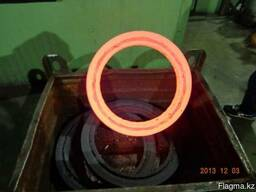 Производство фланцев кольцепрокатным станом - фото 1