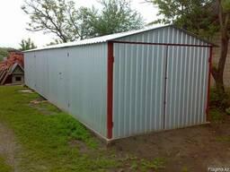 Производство гаражей в Астане