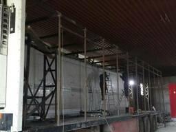 Производство, реставрация,метало -каркасов,термобудок