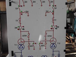 Производство высоковольтного и низковольтного оборудования