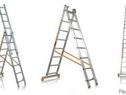 Прокат вышки-тура, лестницы, стремянки, леса