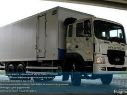 Промтоварный фургон Hyundai HD260 COND