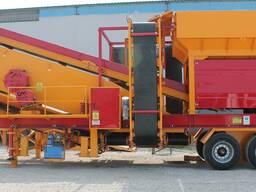 Промывка и сортировочных установок GNR ME1650