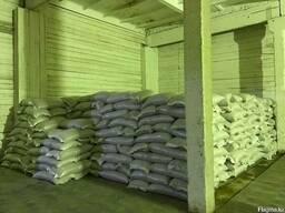 Просо и разные зерноотходы