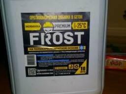 Противоморозная добавка в бетон ГудХим Frost (Рremium) 10 л