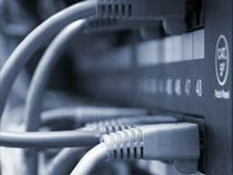 Протяжка электрических сетей скс, ЛВС, слаботочек под ключ!