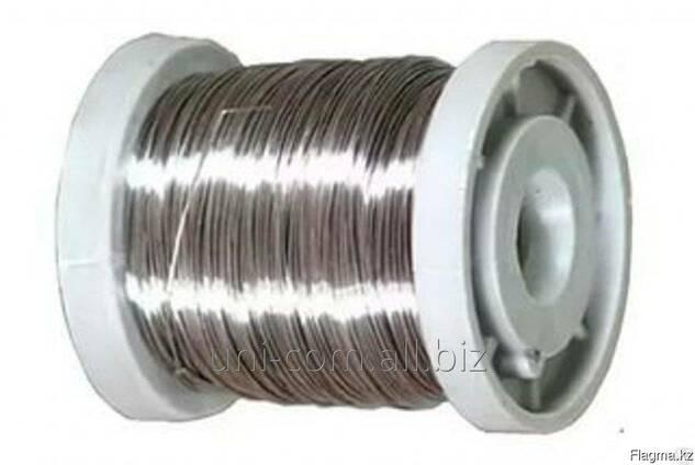 Проволока Х20Н80 ф0,8 нихромовая прецизионного сплава