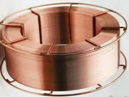 Проволока сварочная СВ08Г2С от диаметра 2мм до диаметра 5мм