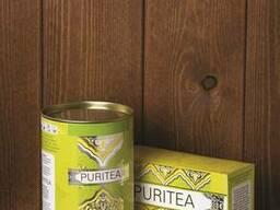 Puritea - зеленый листовой чай