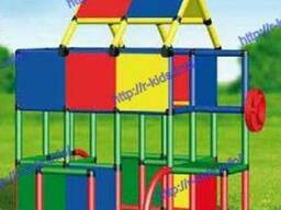 R-KIDS: Детская игровая площадка для улицы KDK-002