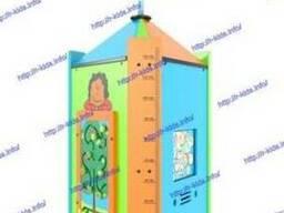"""R-KIDS: Детская игровая система """"Башня"""" KIS-004"""