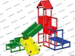 R-KIDS: Детский игровой комплекс для детей KDK-038