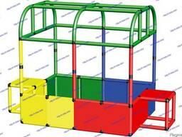 R-KIDS: Детский игровой комплекс для детей KDK-040