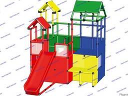 R-KIDS: Детский игровой комплекс для детей KDK-043