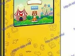 R-KIDS: Игровой сенсорный терминал для детей KST-004