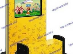 R-KIDS: Игровой сенсорный терминал для детей KST-005