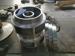 Рабочее колесо насоса ASD-400-500 в комплекте Хомы