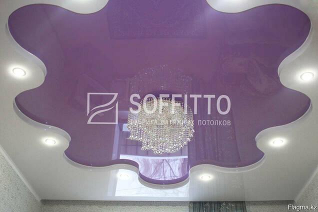 Работаем Честно | Soffitto Фабрика натяжных потолков