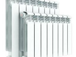 Радиаторы алюминиевые, биметалические