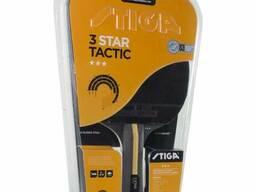 Ракетка для настольного тенниса Stiga 3 Star Tactic