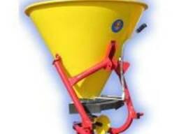 Разбрасыватель минеральных удобрений 500 литров