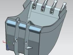 Разработка конструкторской документации(3D модели и чертежи,