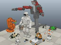 Разработка учебных роботов на диплом, диссертацию на Ардуино