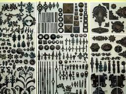 Реализуем кованые элементы для декора металлоизделий