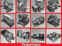 Редуктор червячный одноступенчатый 2Ч-40