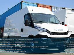 Рефрижератор IVECO Daily 50C15V COND
