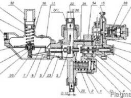 Регулятор давления газа комбинированный РДГК-10