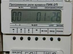 Реле времени программируемое ПИК-2П с годовой программой ТАУ