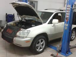 Техническое обслуживание газового оборудования авто