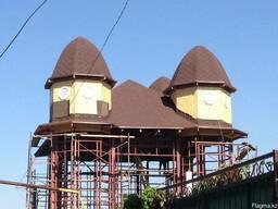 Ремонт и монтаж крыши